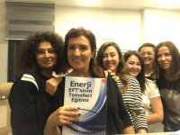 Modern Energy Tapping Foundation with Nimet Özkan